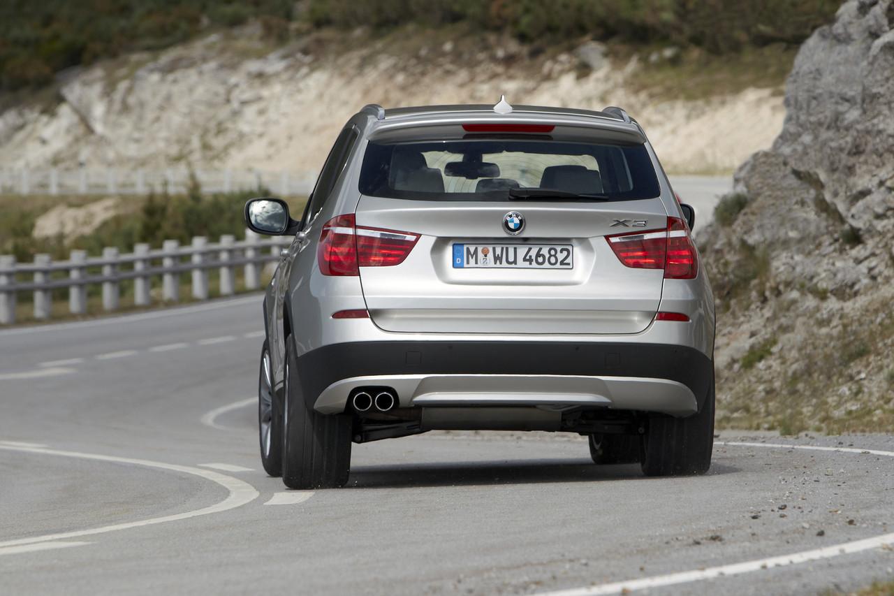 Foto de BMW X3 2011 (67/128)