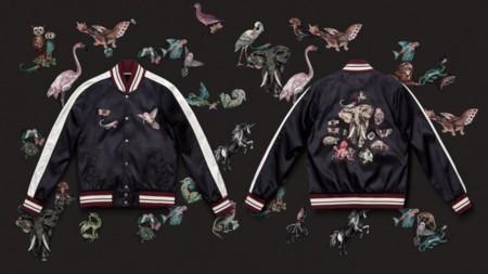 Valentino Souvenir Jacket Spring Summer 2016 Collection 013