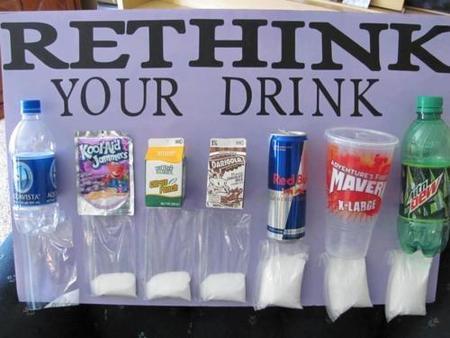 Prohibidas las bebidas de gran tamaño en Nueva York