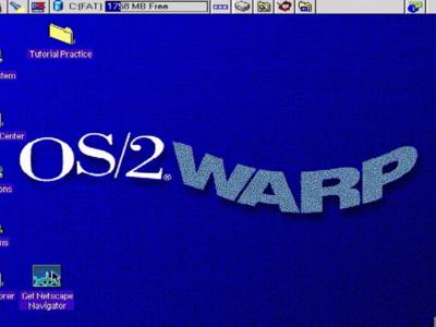 Así era OS/2, el sistema operativo con el que IBM quería dominar el mundo