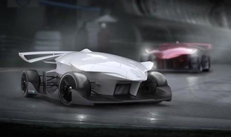 ED Torq anticipa las carreras con coches autónomos
