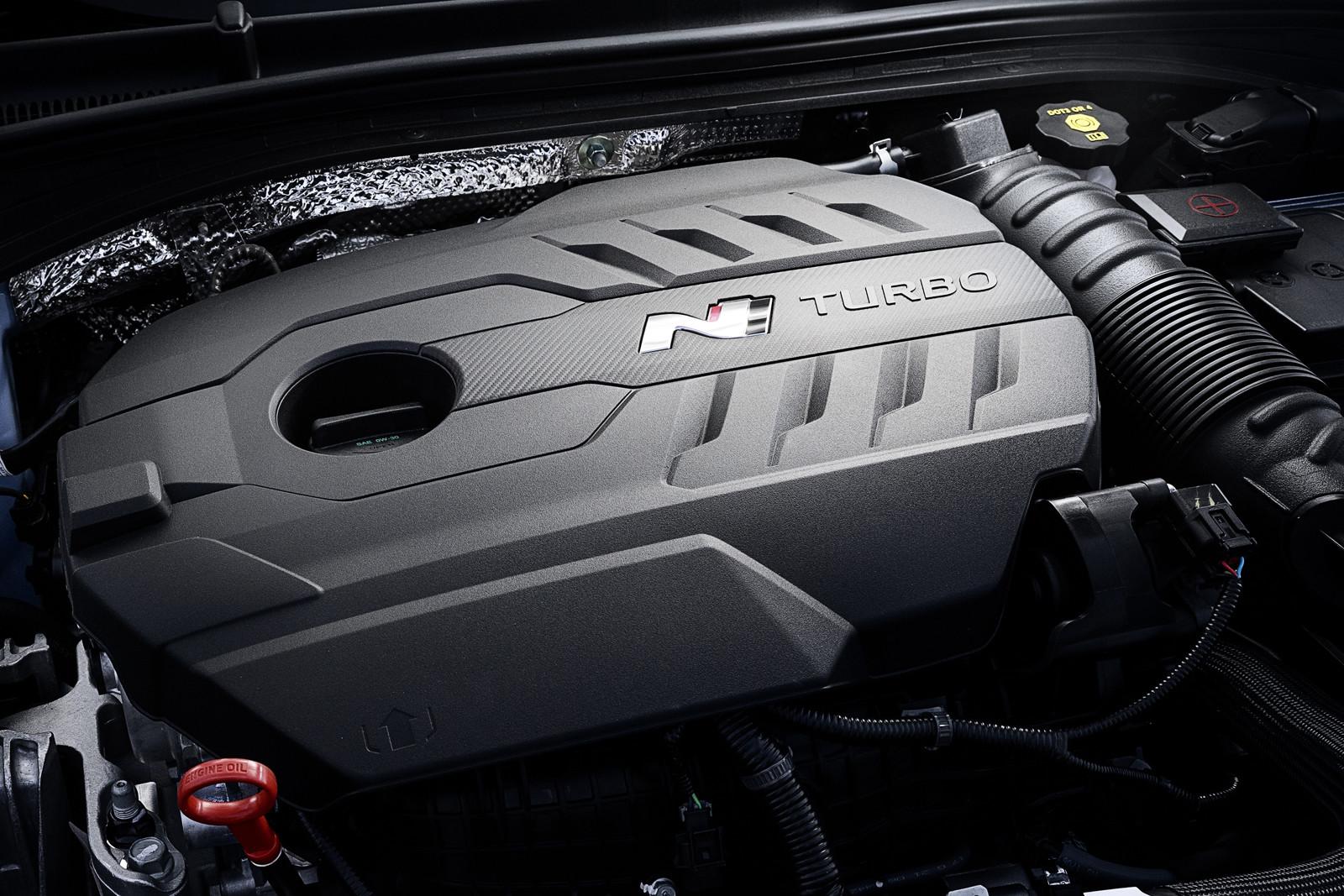 Foto de Hyundai i30 Fastback N 2019 (presentación) (68/125)