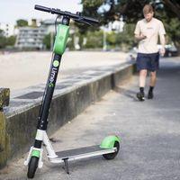 Los scooters de Lime ya se podrán localizar por Google Maps en Ciudad de México