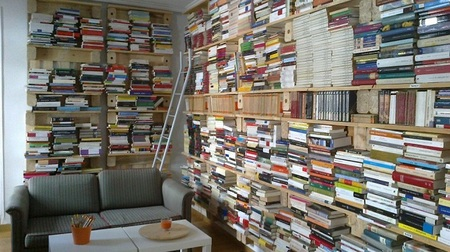 Una librería madrileña para intercambiar libros y no comprarlos: nace 'Libros Libres'