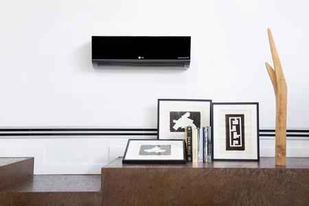 El aire acondicionado de LG, ahora más bonito, limpio y sano