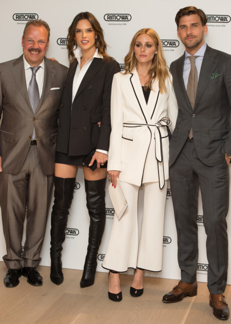 Olivia Palermo Pijama Look Zara 2016 2