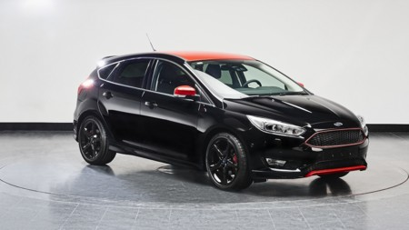 Ford2015 Focusredblack Black