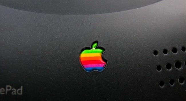 newton apple