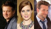 Amy Adams, Jeremy Renner y Bradley Cooper en lo nuevo de David O. Russell