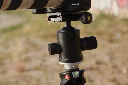 Utilización y cuidado del trípode en fotografía de exteriores