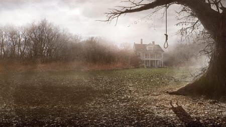 The Conjuring Movie 2013 Desktop Hd Wallpaper