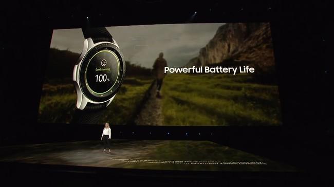 Reloj Samsung® 3