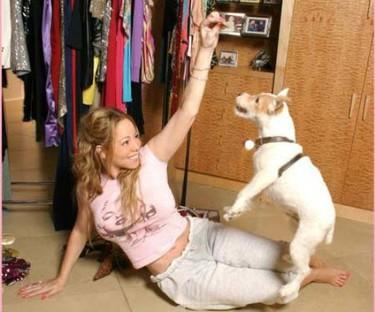 Mariah Carey debe 30 mil dólares a su veterinaria
