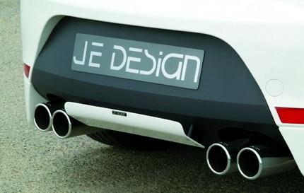 Seat Leon Cupra por JE Design