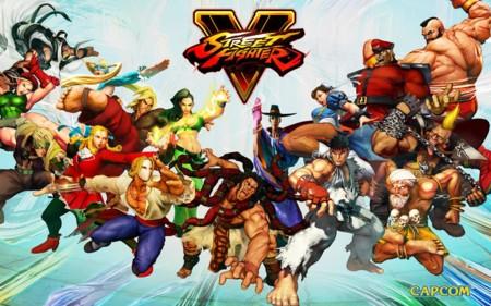 Street Fighter V ya está entre nosotros