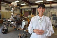 Diana Trujillo, una colombiana jefa de misiones del Curiosity en la NASA