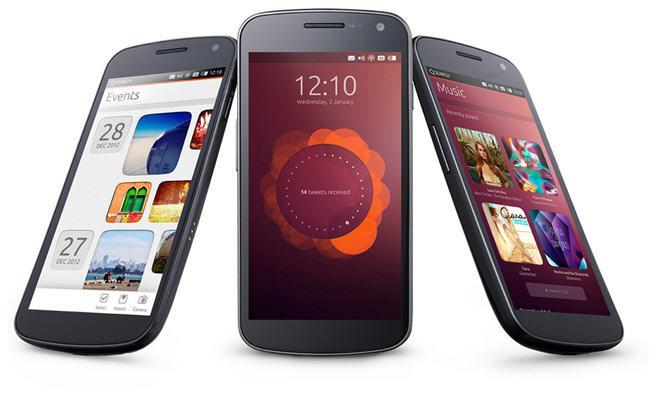 Ubuntu en smartphones