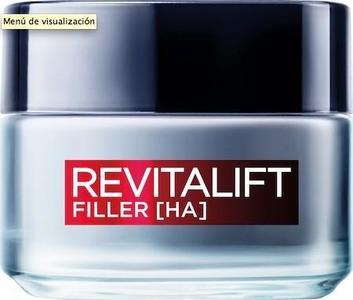 He probado Revitalift Filler de L'Oréal. Lo noto y me gusta