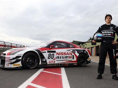 El mexicano Ricardo Sánchez confirma su participación en el Pirelli World Challenge