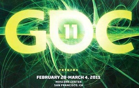 GDC 2011. Empieza la Conferencia de Desarrolladores y VidaExtra está allí para contarlo.