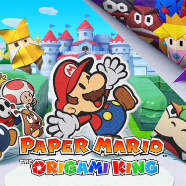 Análisis de Paper Mario: The Origami King, cuando el buen sentido del humor es capaz de imponerse a todo lo demás