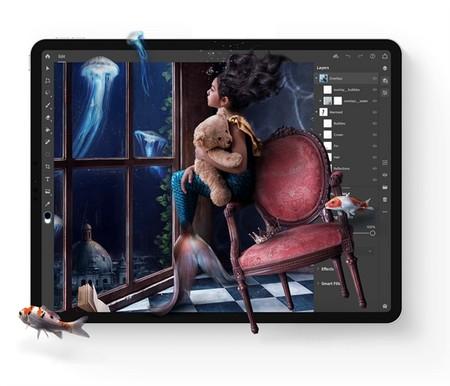 Photoshop por fin llega al iPad: todo el poder del editor de fotos de Adobe ahora en tablet, este es su precio en México