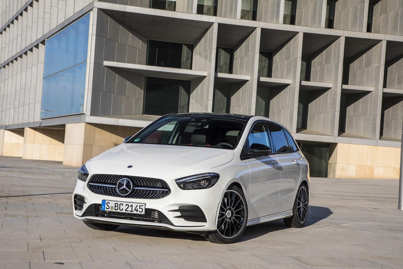Foto de Mercedes-Benz Clase B 2019 (109/157)