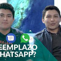¿Un WhatsApp sin internet? Platicamos en video sobre la llegada a México de la mensajería RCS