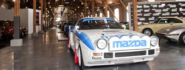 Visitamos Mazda Classic: el mayor museo Mazda fuera de Japón está en Alemania y es una colección privada