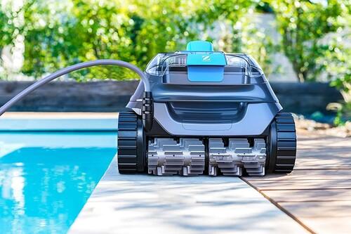 Los mejores robots limpiafondos para piscinas según los comentaristas de Amazon