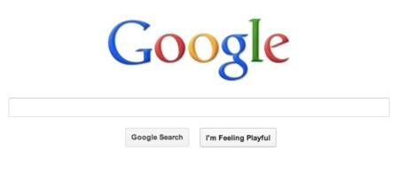 """Google enriquece el botón """"Voy a tener suerte"""" de su buscador"""