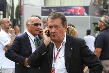 """Giancarlo Minardi: """"No estoy de acuerdo con sustituir las pruebas para novatos en pruebas de Pirelli"""""""