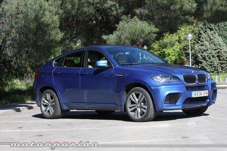 BMW X6 M, prueba (parte 1)