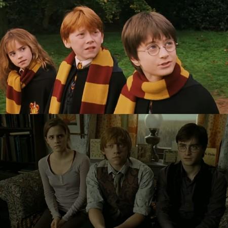 'Harry Potter', de la luz a la penumbra: así ha evolucionado el tratamiento visual de la saga