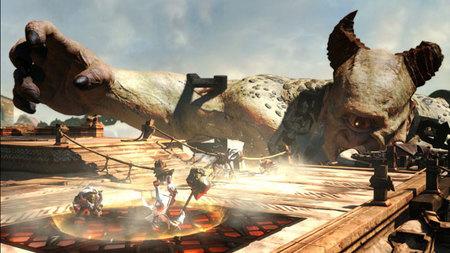 'God of War: Ascension', primeros detalles de su modo multijugador. Actualizada con vídeo