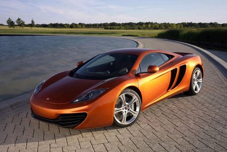 McLaren revela el precio del MP4-12C