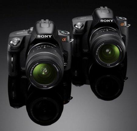 Sony Alfa A390 y A290, actualización de las réflex básicas de Sony