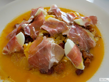 Limón serrano: el plato de origen judeoconverso que sobrevive en la sierra salmantina y mezcla chorizo, atún, huevo y cítricos