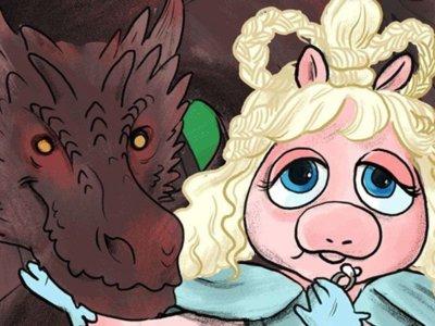 ¿Y si los personajes de 'Juego de Tronos' fuesen teleñecos?, la imagen de la semana