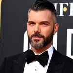 A.J. Gibson abre la alfombra roja de los Golden Globes
