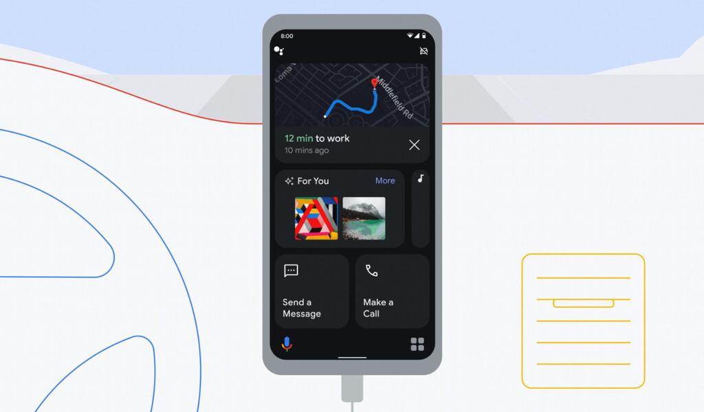 Google mejora la manera de comenzar el manera de conducción del Asistente entretanto <strong>Android℗</strong> Auto desaparece en más móviles»>     </p> <p><strong>Android Auto</strong> en el terminal <a href=
