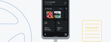 Google mejora la forma de iniciar el modo de conducción del Asistente mientras Android Auto desaparece en más móviles