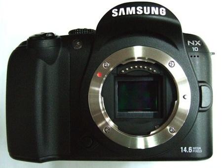 Se filtran la Samsung NX-10 y el Samsung 30mm f/2.0