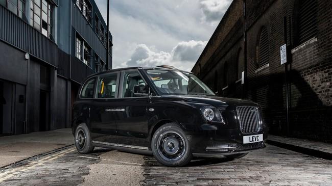Este es el nuevo Taxi londinense: los chinos le han cambiado el diésel por un motor híbrido