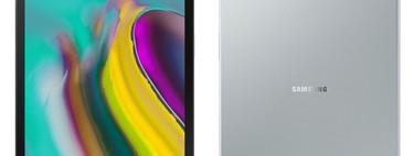 Samsung deja la inspiración a un lado y fotocopia el iPad Pro para su nuevo Galaxy Tab S5e