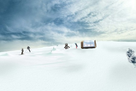 Smart Mountain Shelters 2