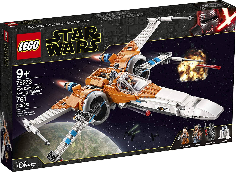 LEGO Star Wars 75273 Caza X-wing de Poe Dameron (761 piezas)