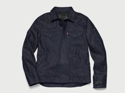 Esta chaqueta conectada de Levis te permitirá responder llamadas y consultar Google Maps