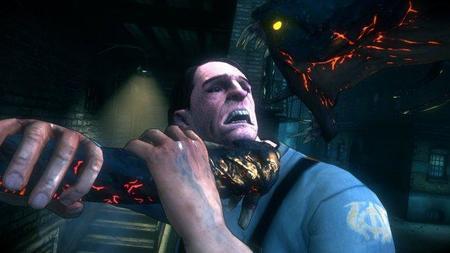 'The Darkness II' es muy muy bestia y este montón de ejecuciones lo demuestra