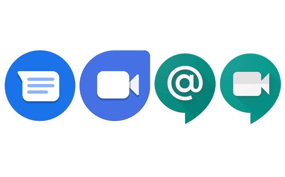 Así es la nueva apuesta de Google para conquistar la mensajería en 2019: Mensajes, Duo, Hangouts Chat y Meet